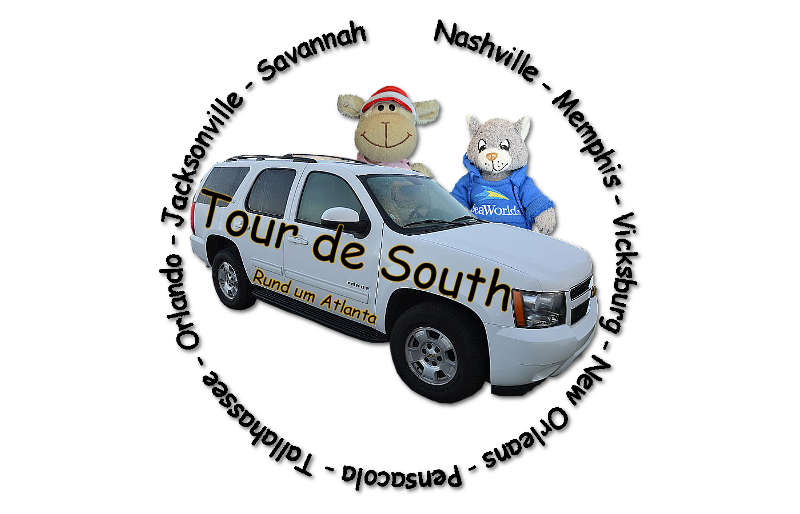 Tour de South 2015 Logo