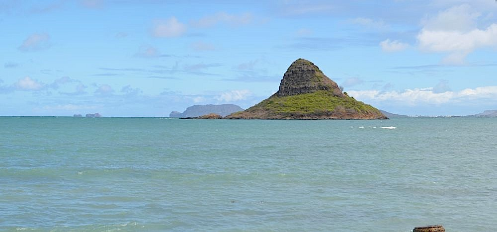 Chinamans Hat, O´ahu