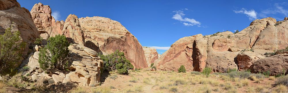 Grand Wash Trail, Capitol Reef National Park, UT