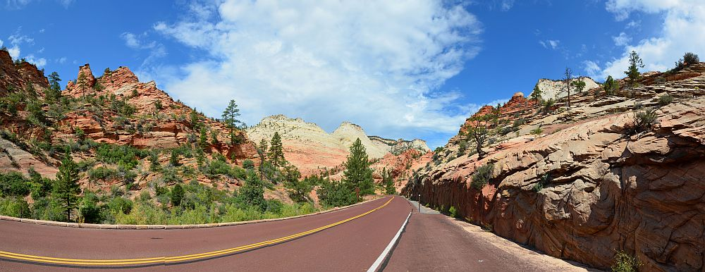 Hwy 9, Zion National Park, UT