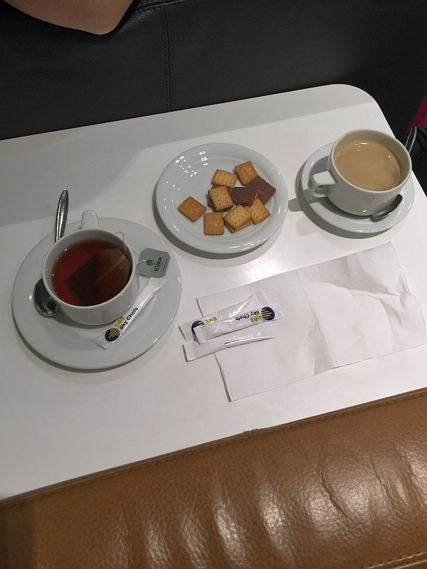 LH Business Lounge FRA Terminal 1A