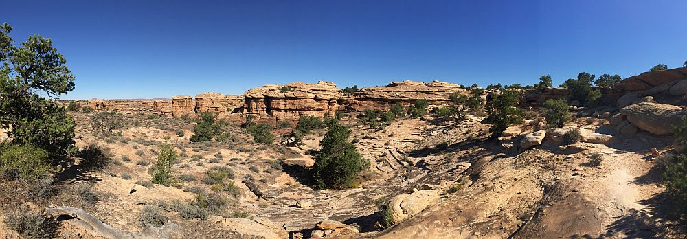 Slick Rock Foot Trail